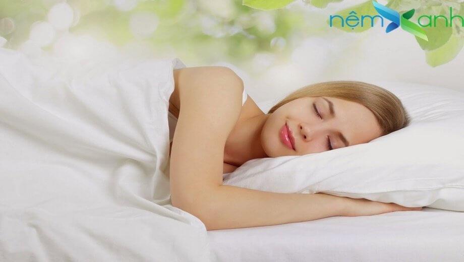 5 lợi ích của giấc ngủ ngon