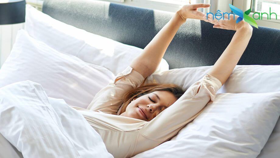 Lợi ích của ngủ đúng giờ và đủ giấc