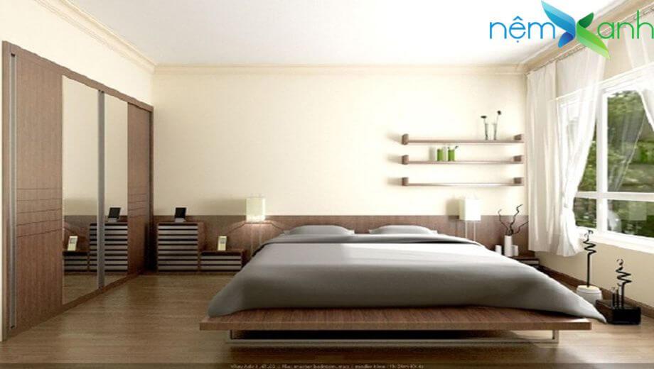 Hướng kê giường ngủ để gia chủ phát tài