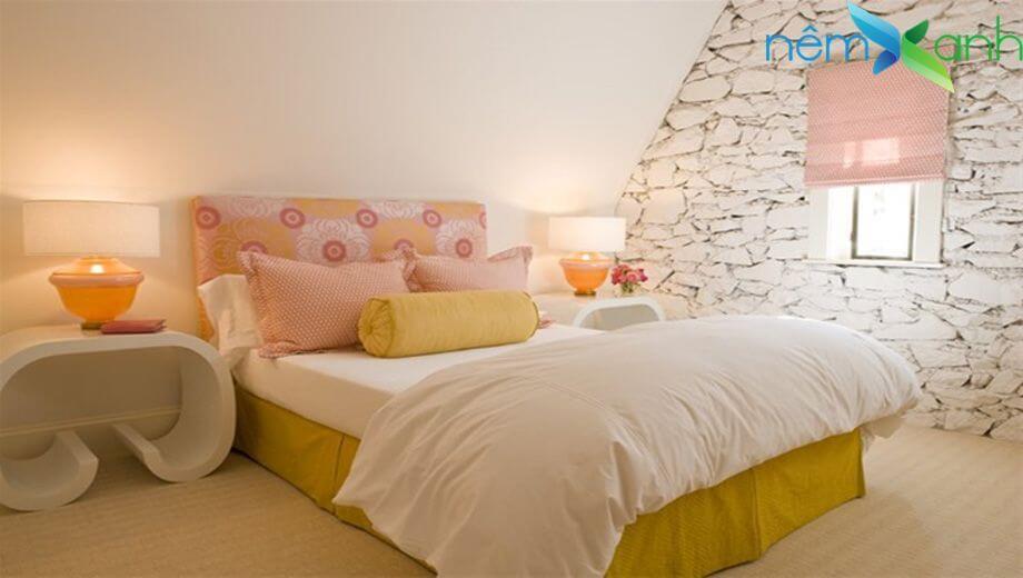 Một vài ý tưởng giúp phòng ngủ rộng hơn