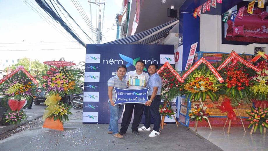 Cửa hàng bán nệm tại Nha Trang - Khánh Hòa?