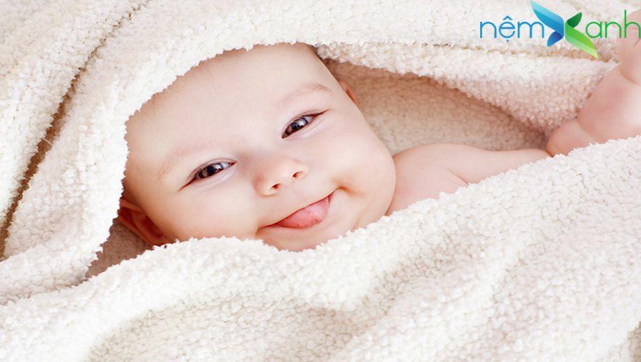 Chọn nệm mềm là tốt nhất với trẻ nhỏ?