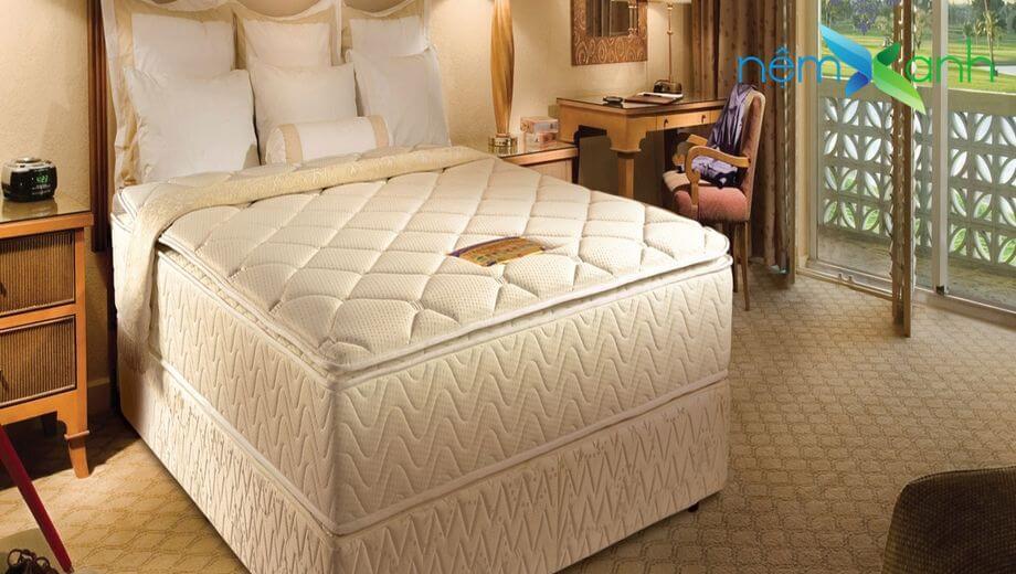 Tại sao bạn nên chọn mua nệm lò xo Dunlopillo cho căn phòng ngủ của mình?